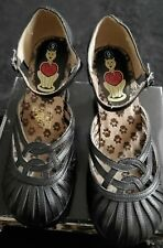 TUK, TUK high heels, Gothic, Punk, High heels, Size 9