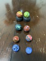 Antique Super Rare Handmade Marbles Toys