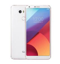 "LG G6 H870DS Dual Sim 64GB 5.7"" Unlocked 4GB RAM 4G LTE GPS NFC Cellphone White"