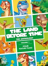 The Land Before Time: The Anthology - Volume 1 (Box Set) [DVD]
