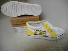WOMENS KAPPA ALPHA THETA COLLEGE SORORITY CANVAS SNEAKER SHOES SZ 5 BRAND NEW