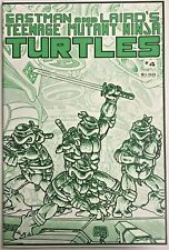 TEENAGE MUTANT NINJA TURTLES#4 VF/NM 1984 FIRST PRINT MIRAGE STUDIOS