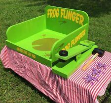 Frog Flinger Carnival Game for VBS or School Party
