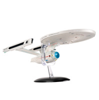 EAGLEMOSS STAR TREK USS Enterprise NCC-1701-A XL MEGA RARE
