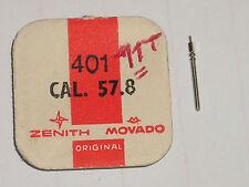 Zenith winding stem 57 57.8 11 11T  tige de remontoir Aufzugswelle original part