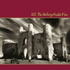 U2 - The Unforgettable Fire (Remastered) (NEW CD)