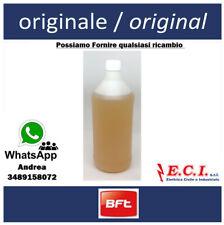BFT Olio confezione da 1 lt per operatori BFT