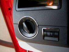 D VW T5 Chrom Ring für Lichtschalter/ Leuchtweitenregler - Edelstahl poliert