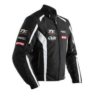 RST Isle Of Man Tt Team Arai / Motul Ce Herren Textil Motorrad / Roller Jacke