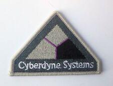 Terminator Cyberdyne Systems - Movie Gestickter Patch - Uniform Aufnäher neu