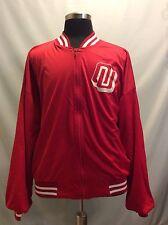 VTG Oklahoma University OU zip up jacket windbreaker old school