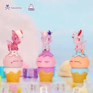 CASE OF 6: Tokidoki X Tuzki Unicorno Ice Cream Sweet Island Blind Box Set