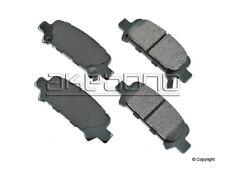 Disc Brake Pad Set-Akebono ProACT Rear WD EXPRESS fits 00-09 Subaru Legacy