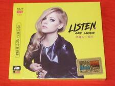 AVRIL LAVIGNE LISTEN (The Best Car Music) 3CD Box Set