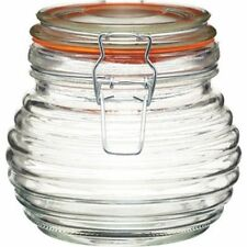 Tarros de cocina color principal transparente
