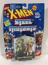 Marvel X-Men Toy Biz 1994 Die-Cast Steel Mutants