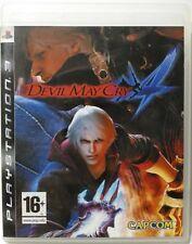 Devil May Cry 4. Ps3. Fisico. Pal España