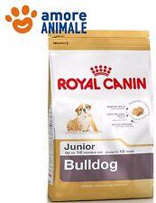 Royal Canin Bulldog Inglese Junior 12 kg Crocchette per cane fino a 12 mesi età