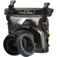 D-SLR UNDERWATER HOUSING Waterproof Case Bag for Canon 30D 40D 50D 60D 70D 77D