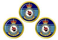 3 Squadron Rnzaf New Zealand Air Force Marqueurs de Balles de Golf