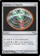 TALISMAN OF IMPULSE Mirrodin MTG Artifact Unc