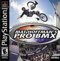 Mat Hoffman's Pro BMX Playstation 1 Game PS1 Used