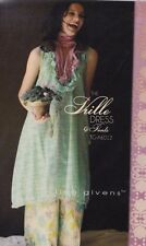 PATTERN - Vrille Dress & Pants - women's sewing PATTERN from Tina Givens