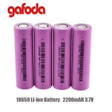 Genunie Gafoda 3.7V 18650 2200mah Li-ion Rechargeable Battery UK