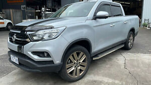 SsangYong Musso / Musso XLV Dual Double Cab 4 DOORS Side Steps 2019-2021 (CMP16)