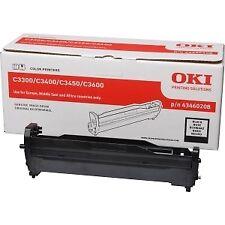 Cartuchos de tinta original negro para impresora Okidata