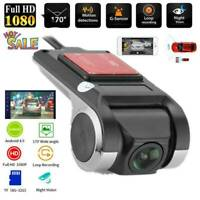 Mini Car Hidden 1080P DVR Dash Cam Camera Video Recorder G-Sensor Night Vision