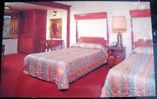 "Kitsch MADONNA INN Room 104 ""CAPTAIN'S BRIDGE Postcard Motel San Luis Obispo CA"