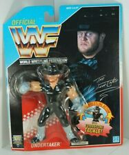 WWF WWE Hasbro Wrestling The Undertaker Version 1 MOC 1991