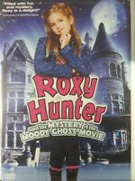 Roxy Hunter and the Mystery of the Moody Ghost DVD
