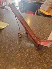 Vintage Grain Hay Conveyor Elevator, Farm Implement Toy,