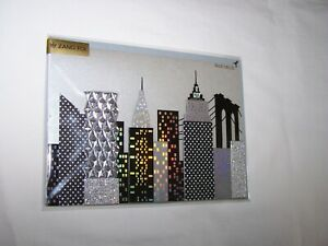 Papyrus Any Occasion Greeting Card and Envelope; Zang Toi NY Skyline