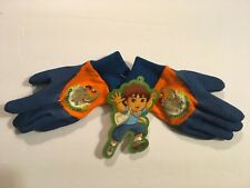 Toddlers Gripping Gardening Glove Go Diego Go Elephant Rescue Same Day Ship New!