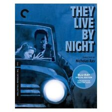 CRITERION COLLECTIONS BRCC2772 THEY LIVE BY NIGHT (BLU RAY) (WS/1.37:1/B&W)