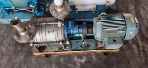 Sihi Liquid Ring Vacuum Pump