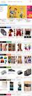 Ready made Dropshipping website Free hosting & set up - Men's lingerie