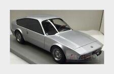 Alfa Romeo 1300 Junior Zagato 1971 Silver Tecnomodel 1:18 TM18-21A
