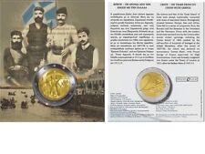 "Griekeland 2 euro 2013 ""Kreta"" Commerative - FDC/BU In Coincard"