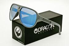 Dragon EXPERIENCE II Sunglasses Grey Matter - Sky Blue Ion Lens 720-2211