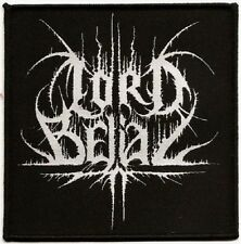 LORD BELIAL - Logo  [Woven Patch]