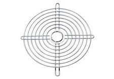 Griglia protezione 172 x 150 e 162 x 150 ventola metallo cromato fan grid