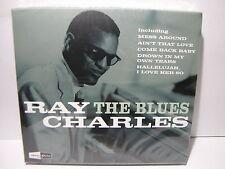 Blues - Ray Charles NEW NUOVO SIGILLATO SEALED CD 5060329560215