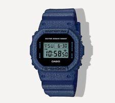 NEW Casio G-SHOCK DW5600DE-2 Digital Watch Limited DENIM BLUE
