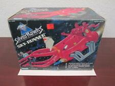 1988 SILVERHAWKS SKY-RUNNER MON*STAR VEHICLE MINT MIB ULTRASONIC QUICKSILVER