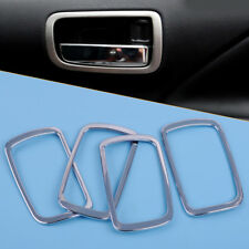 For 2011- Mitsubishi ASX Outlander Sport RVR Chrome Inner Door Handle Bowl Cover