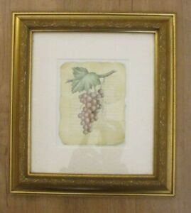 Classic Gilded Wood picture frame - Fits Pictures 17 X 21 cm or smaller